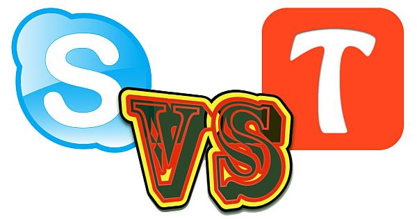 ¿Porqué los usuarios prefieren Tango en vez de Skype?